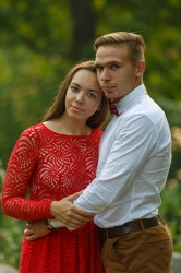 Евгения и Роман